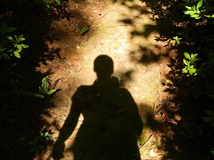 Meeting self on the path